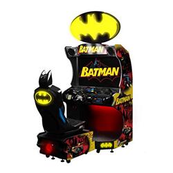 蝙蝠侠赛车