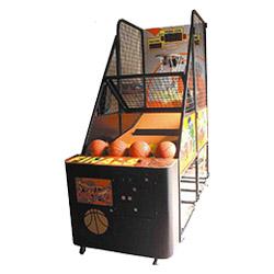 投币篮球机