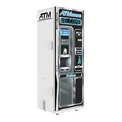 ATM自助售币机