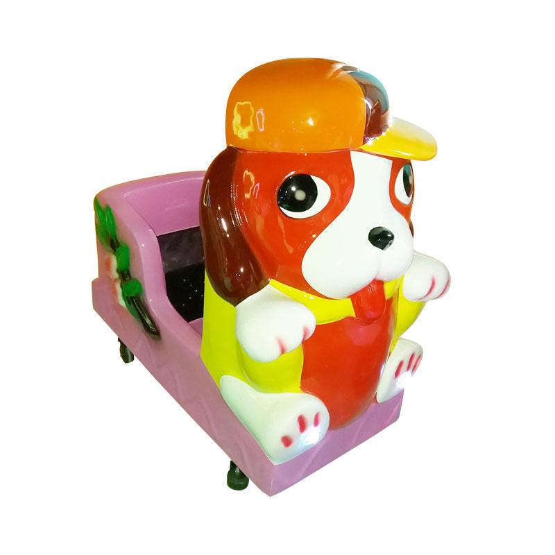 小狗游戏摇摆车